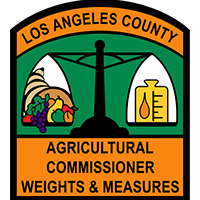Los Angeles County Agricultural Commissioner Weights & Measures logo