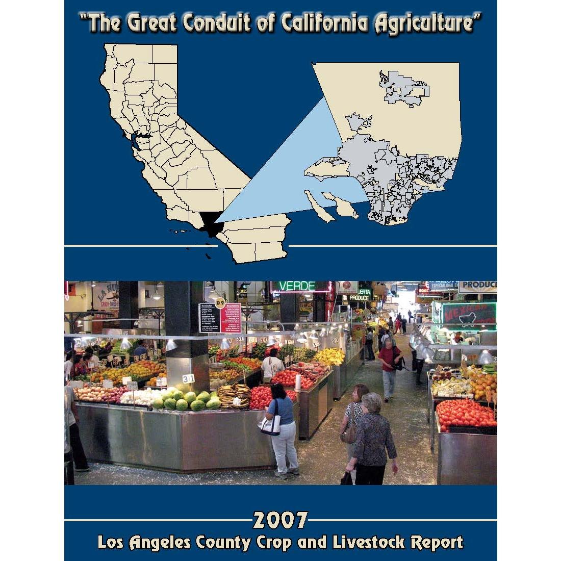 2007 Crop Report