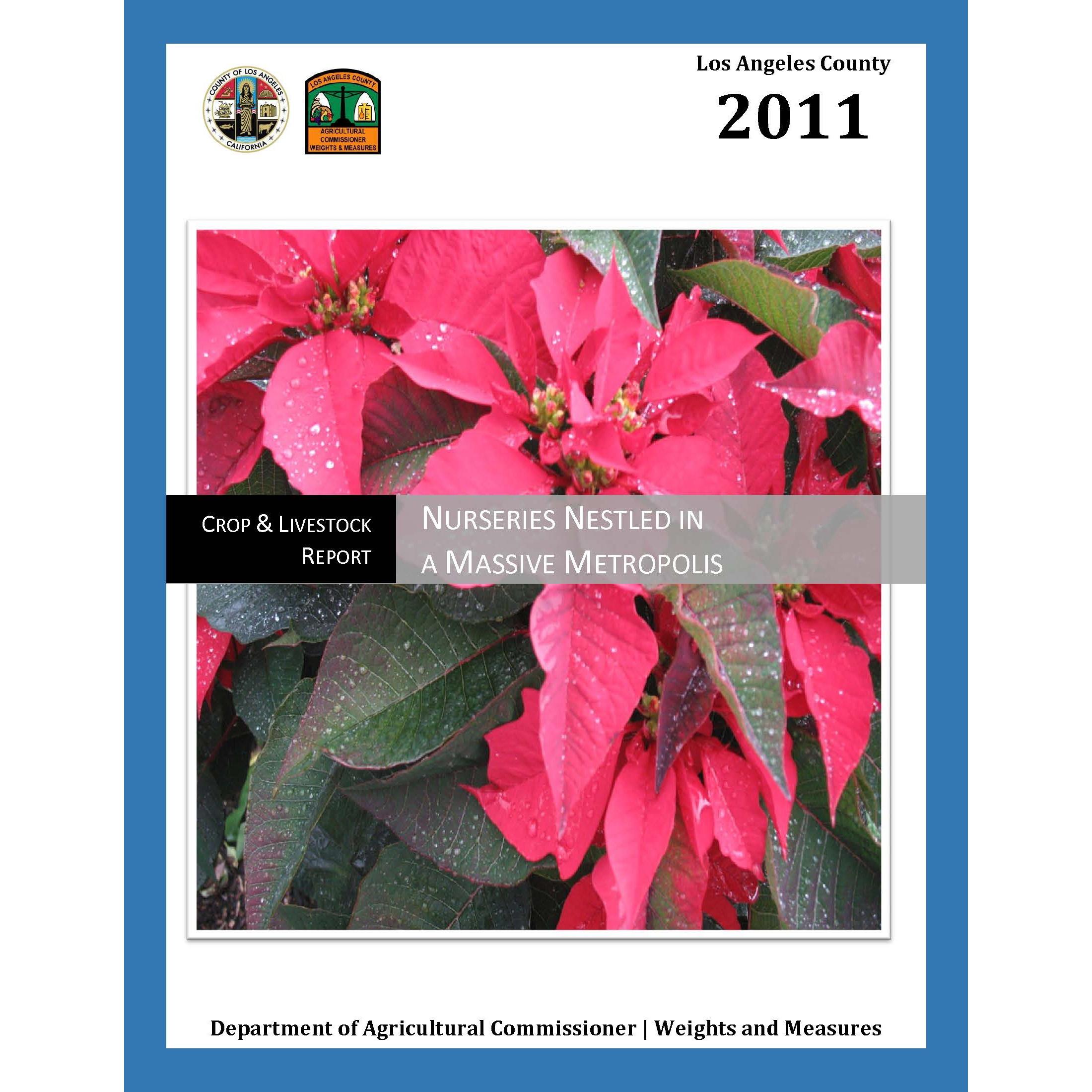 2011 Crop Report