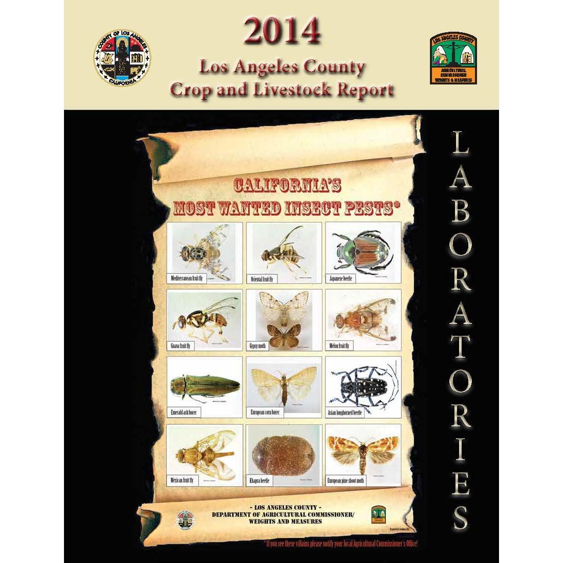 2014 Crop Report