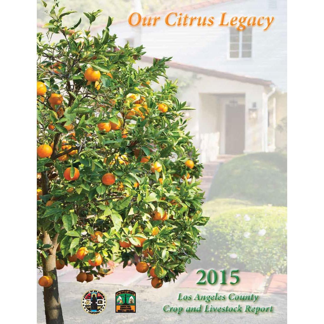 2015 Crop Report
